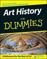 Art History For Dummies - Paperback By Wilder, Jesse Bryant - VERY GOOD