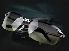 Mens Aviator Polarized Sunglasses UV400 Outdoor Sports Driving Glasses Eyewear