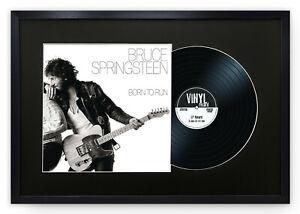 "Oxford Vinyl 12"" LP Record & Album Cover Black Frame and Black Mount Art 25x17"""