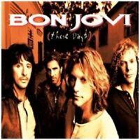 BON JOVI - THESE DAYS (SPECIAL EDITION)  CD  14 TRACKS HARD ROCK  NEUF