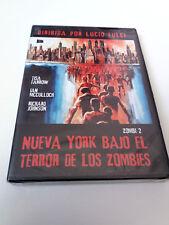 """DVD """"NUEVA YORK BAJO EL TERROR DE LOS ZOMBIES"""" PRECINTADO SEALED LUCIO FULCI"""