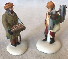 Dept 56 Dickens - Village Street Peddlers - new in box