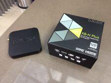 Minix X8-H Plus 4K Quad Core Digital HD Media Streamer