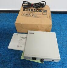 Sony CMA-D3 Camera Adaptor