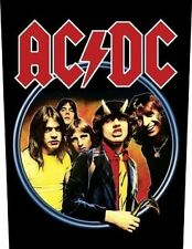 AC/DC Back Patch OFFICIAL Highway To Hell  29 cm x 35 cm
