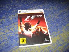 F1 2011 PC NEU und verschweisst in DVD Hülle deutsch