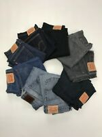LEVI LEVIS 514 SLIM STRAIGHT JEANS - 514 - FREE POSTAGE ALL SIZES GRADE A