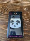 no boundaries phone sticker pocket panda And Unicorn