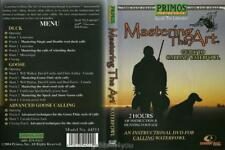 Primos Mastering the Art Guide Calling Waterfowl Advanced Techniques DVD NEW