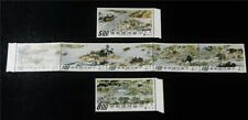 nystamps Taiwan China Stamp # 1560a-1562 Mint OG NH $43