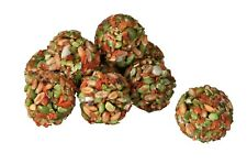 3 PACK Trixie Beetroot - Apple - Carrot Treat Balls Small Rodents & Rabbit 60313
