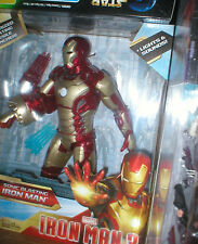 IRON MAN 3 SONIC BLASTING IRONMAN WITH LIGHTS AND SOUNDS, NEVER OPENED