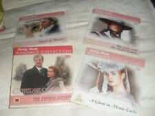 Romance Collection Various DVDs  Daily Mail Promo  Set of 4 different ones
