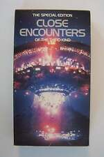 Close Encounters of Third Kind Special Edition VHS Video Tape Steven Spielberg