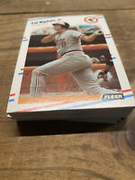 (35) 1988 Fleer Cal Ripken Baltimore Orioles #5709 NM-MT+ Lot