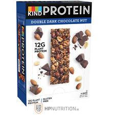 KIND Protein bars, Double Dark Chocolate Nut, 12x50g Bars *BB 16/07/2020*