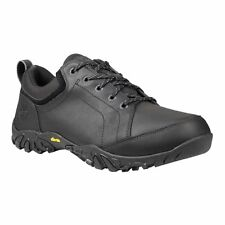NEW Timberland EK Gorham black waterproof oxford men work outdoor boot shoe 10.5