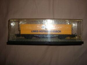 Rowa HO Link-Hofmann-Busch container wagon