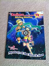NEW Sticker Stories: Mystery of the Black Sun: Songs of the Unicorn Ching N Chan