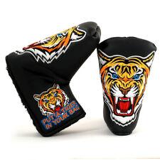 Tiger Putter Head cover for Ping Scottsdale/Karsten TR B60, Serene B60/Shea