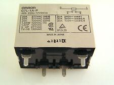 Bobina de Omron Relé G7L-1A-P 12Vdc 20 A 277VAC/120VAC SPNO OM0355A