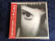 FOREIGNER - Inside Information (1987) RARE JAPAN MINI LP CD!! LIM.EDITION *MINT*