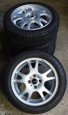 4 MINI Winterräder Double Spoke 87 Mini R50 R52 R53 R55 175/60 R16 82H 6777971