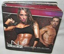 Body FX JNL Fusion Fitness Exclusive Collection 13 DVD Exercise Workout Training
