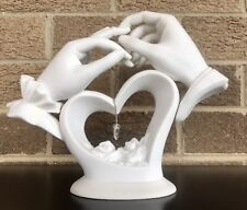 Propose Engagement Wedding Gift Accessory Ornament Statue Home Garden Decor