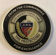 USAF US Air Force 27th Security Forces Squadron Cannon AFB New Mexico