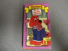 Clifford The Big Red Dog Be My Big Red Valentine VHS