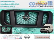 OEM NEW Front Grille Black w/ Chrome Emblem 12-18 Nissan NV Series 62310-1PA0A