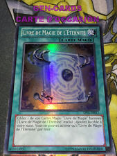 OCCASION Carte Yu Gi Oh LIVRE DE MAGIE DE L'ETERNITE AP04-FR011