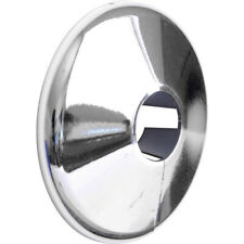Talon 15mm Chrome Pipe Collar Round Cover Plate - Pack 10