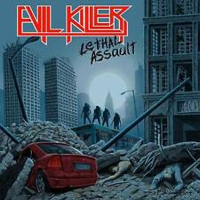 EVIL KILLER - Lethal Assault (SPEED METAL KILLER*SAVAGE GRACE*A.STEEL*ENFORCER)