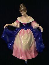 "ROYAL DOULTON FIGURINE ""SARA"" HN 3308 Figure 8"" 1990 Retired Mint Gift"