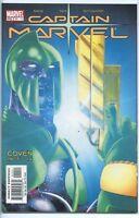 Captain Marvel 2002 series # 11 near mint comic book