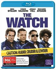 The Watch (Blu-ray, 2013)