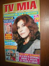 Tv Mia.IDA DI BENEDETTO,FILIPPA LAGERBACK, CHRISTIAN COCCO,ANGELICA CINQUANTINI