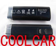 2 Batteries For Paslode 6V Nail Gun 2.0Ah Ni-Cd Gas Nailer IM200 IM250 404400 OZ
