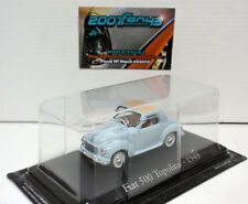 FIAT 500 TOPOLINO 1949 AZUL CLARO PALE BLUE 1/43 IXO RBA