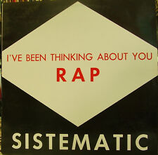 SISTEMATIC (RAP)-I´VE BEEN THINKING ABOUT YOU MAXI SINGLE VINILO 1991 SPAIN