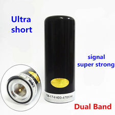 Dual Band Antenna For CAR Mobile Radio UHF VHF 400-470 136-174MHZ NMO Connector
