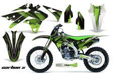 AMR Racing Kawasaki KX250 Graphic Number Plate Kit Bike Decal MX Part 13-15 CX G