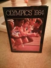 OLYMPIC GAMES 1984 Los Angeles USA superb book