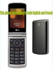 "LG G360 Dual SIM 3"" 1.3MP Big Buttons Stylish Bluetooth Radio Flip Mobile Phone"