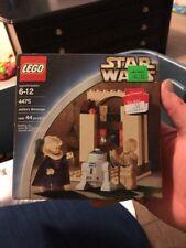 Lego Star Wars Jabba's Message 4475 NEW SEALED BOX NIB