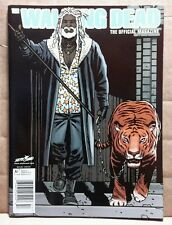 The Walking Dead Official Magazine #7 Winter 2014 Comic Store Exclusive
