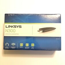 NEW Linksys N300 Wireless-N USB Adapter AE1200 300Mb 2.4Ghz PC & Laptop SEALED