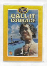 CALL IT COURAGE Evan Tamari NEW R1 Disney Movie Club